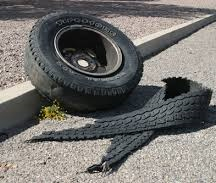 Take tire tread seriously before there's trouble